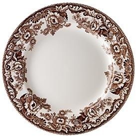Spode Delamere dinner plate $22.00 from giftcollector.com    Goes with Spode Woodland?!  How did I not know about this???  Love it.
