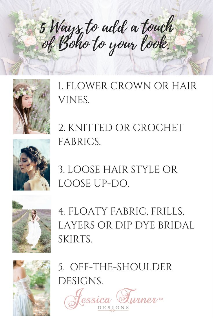 If you want to add a touch of boho to your wedding style but not over do it- here are my 5 styling tips.