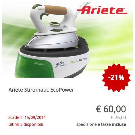 Offerta Stiromatic EcoPower