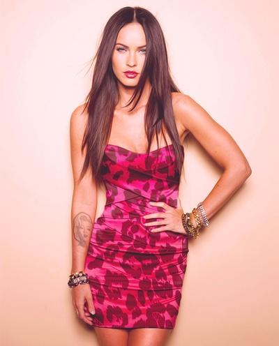 Leopard print pink dress <3 Want!