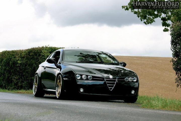 Alfa Romeo Brera | Retro Rides
