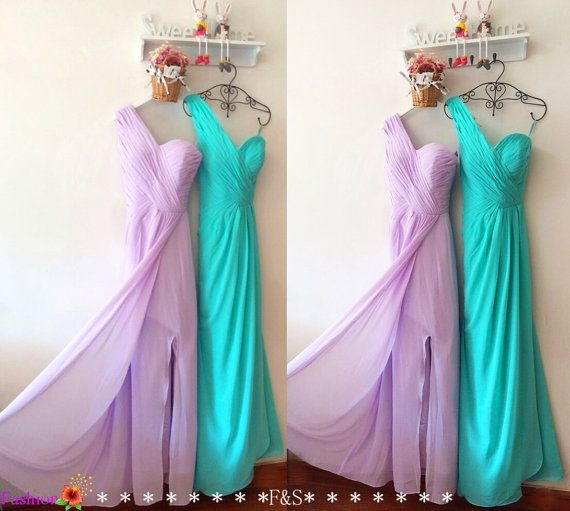 Hey, I found this really awesome Etsy listing at https://www.etsy.com/listing/208689923/tiffany-blue-bridesmaid-dresslilac