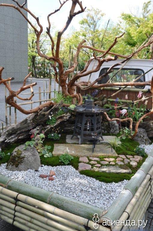 Моя Япония. Неожиданные японские сады и садики: Дневник пользователя natkonotop
