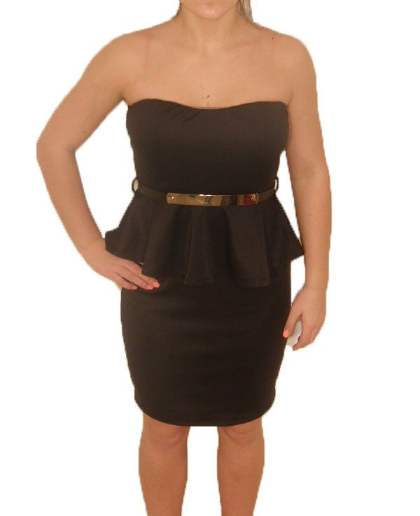 http://www.paperdollboutique.ca/dress-mid-length-peplum-dress-black.html