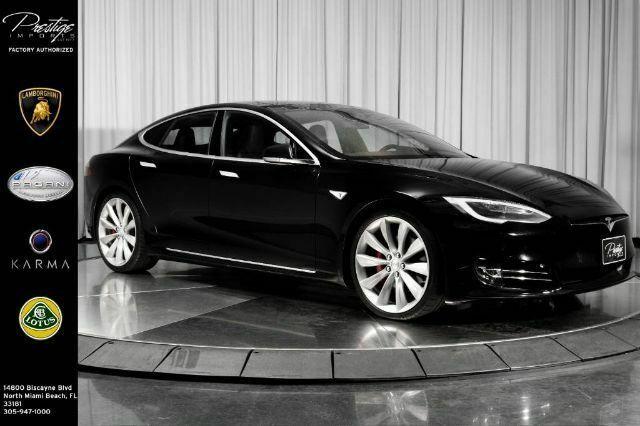 2016 Tesla Model S 90d 2016 Tesla Model S 90d Hatchback Automatic Black Tesla Model S Tesla Tesla Model