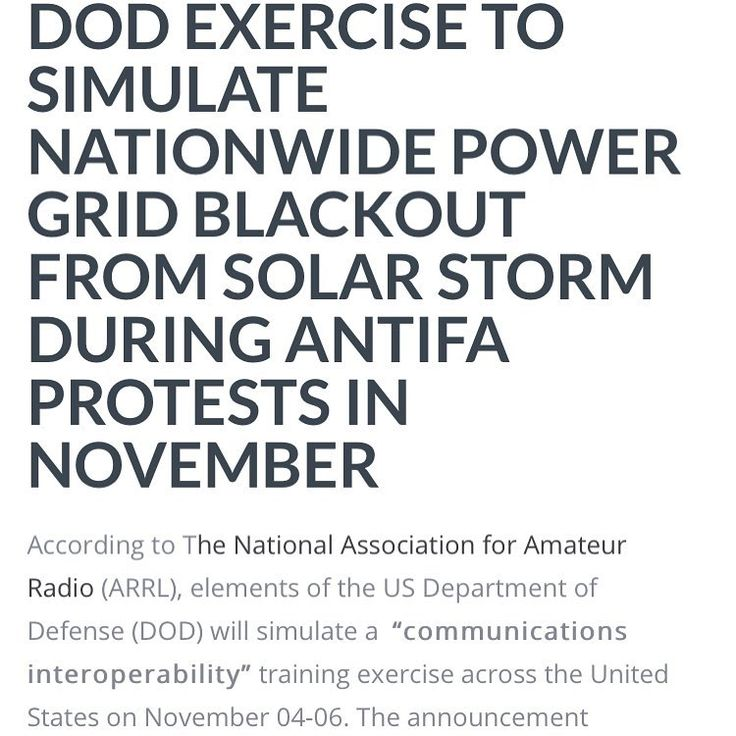 NOV 4-6 Make sure youre prepared just in case. Make sure you have some water generator and canned goods stocked. As this will be an electrical blackout...meaning no electricity of any kind.  Do your research.  #emp #dod #nasa #melanin #northamerica #philly #dc #buffalo #chicago #detroit #atl #houston #lax #dmv