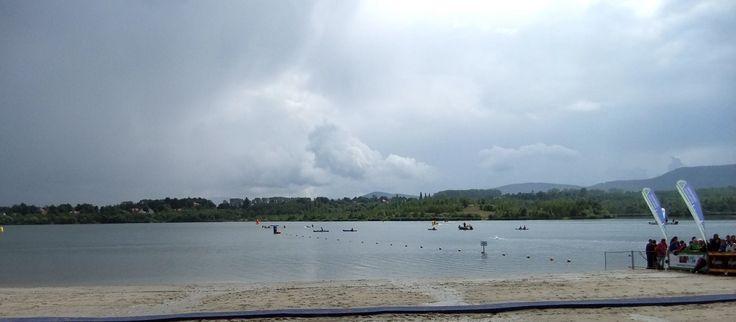 https://flic.kr/p/x8zMLE | Zittauer Gebirge und Olbersdorfer See,Triathlon WM in Zittau 2014 | ITU World Championships 2014 in Zittau in (Sachsen)