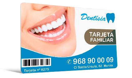 Clínica dental   La fábrica de tarjetas pvc