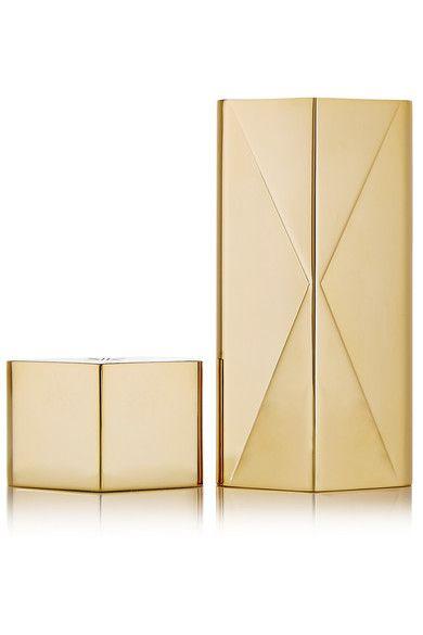 Maison Francis Kurkdjian - Globe Trotter Gold Travel Spray Case - one size