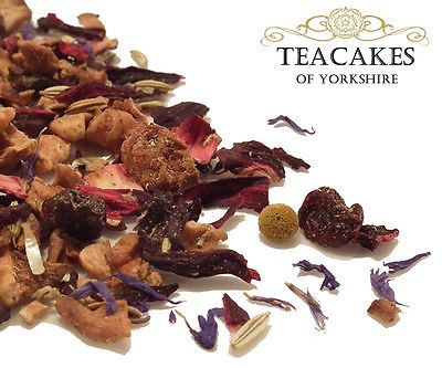 Honey & Liquorice 100g Herbal Tea Loose Leaf Infusion Best Quality