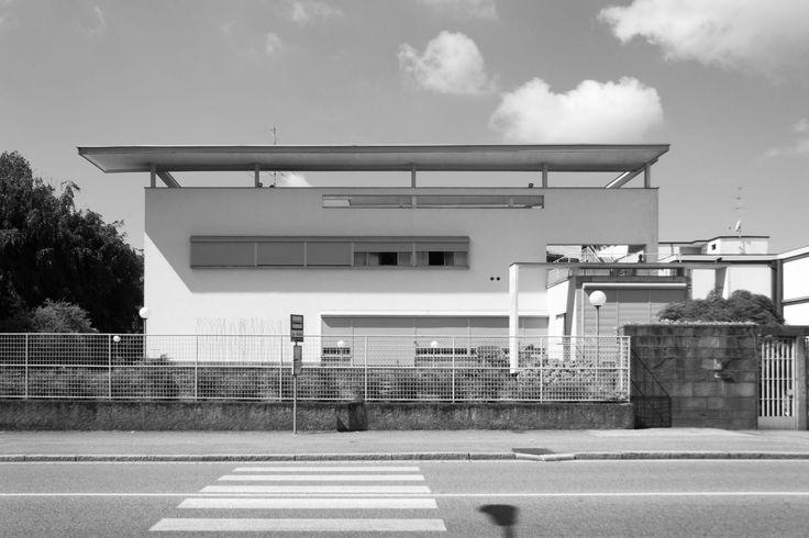 GIUSEPPE TERRAGNI Villa Bianca, 1937. FOTO DI EZIO ZUPELLI
