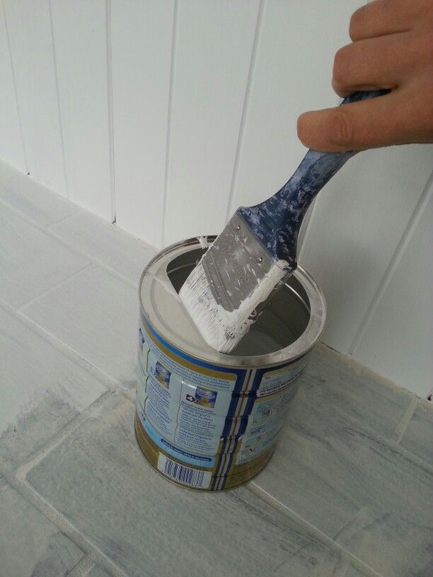 A great use for those old baby formula tins #paint