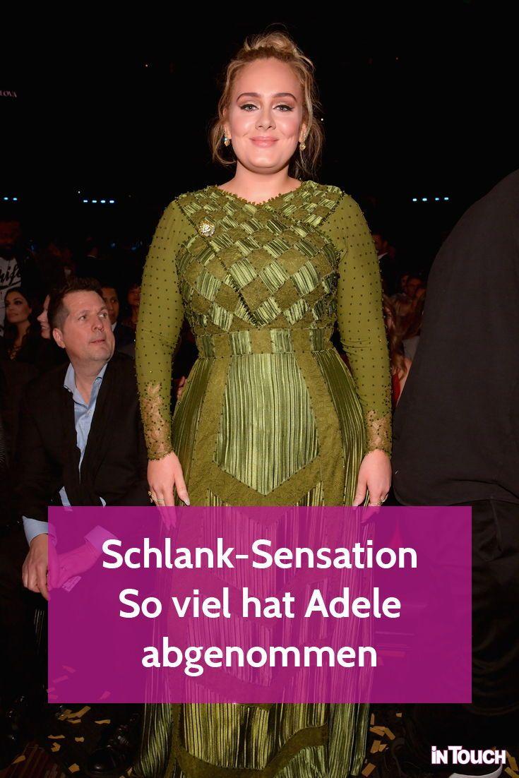 Adele verliert 68 Kilo wie viele Pfund