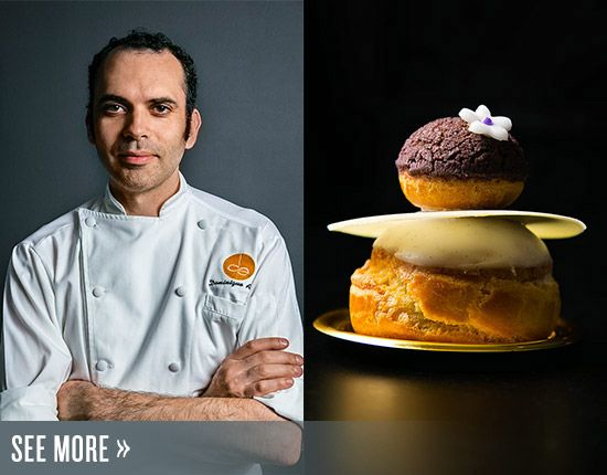 Learn How to Make Pate a Choux with Dominique Ansel   Tasting Table