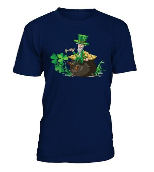 Leprechaun St Patricks Day Shirt (*Partner Link)