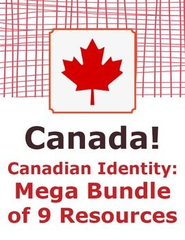 """Mega bundle of 9 Canadian identity resources.  Included are:A Class Trip to Ottawa, Current Events Canadian Version, Canada Day, Remembrance Day Canada""""s Special Relationship with the Netherlands, Canada General Knowledge True or False Activities, Symbols of Canada, Landmarks of Canada, Canada Quizzes, Canadian Identity Reading Passages."""