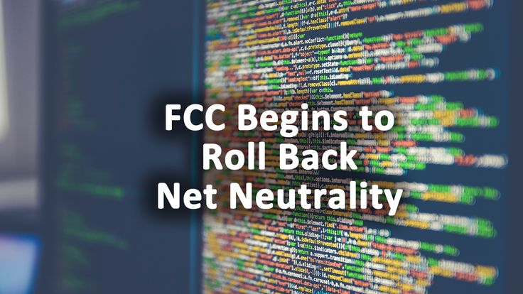 FCC Begins to Roll Back Net Neutrality On 18 May, America's Federal Communications Commission (FCC) voted to begin rolling back what has become known as net neutrality. The vote was a formality to approve a new review of the rules. The review process is expected to take months to complete. The three commissioners voted two-to-one …