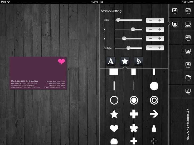 The 25 best app icon maker ideas on pinterest wendys app app businesscarddesignerhd business card maker ui design ipad iphone https reheart Choice Image