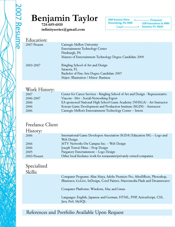 92 best Resume Designs images on Pinterest Resume design, Design - ap style resume