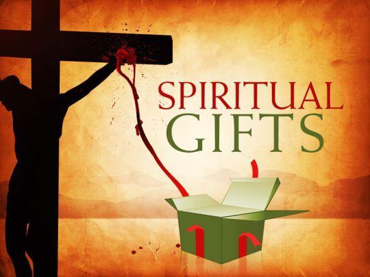 Spiritual Gifts Test