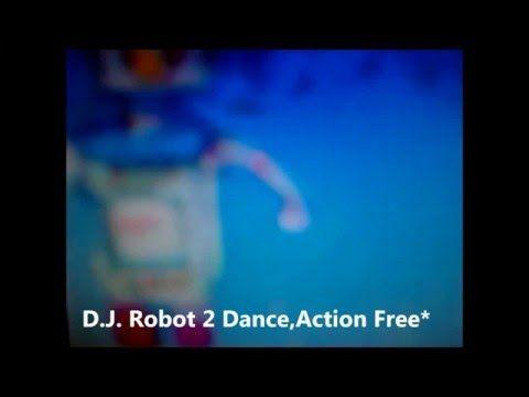 D.J.Robot 2 Dance,Action Free by_Muresan Israel*