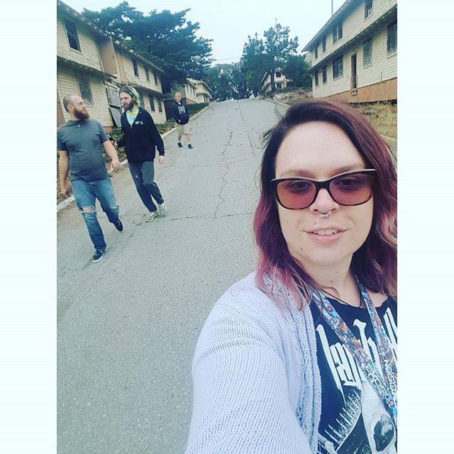 Exploring 🤘🏻👽🔥🌼 . . . . #explore #adventure #birthday #marina #coast #fortord #abandoned #fun #family #happy #happiness #girlswithtattoos #girlswhosmokeweed #cannabis #weed #maryjane #marijuana #smoke  #blunts #girlswhodab #dabber #dab #marinalocals #montereybaylocals - posted by ⠀⠀⠀⠀⠀⠀⠀⠀⠀⠀⠀☮☯❥Ü https://www.instagram.com/lunahaze12358 - See more of Marina, CA at http://marinalocals.com