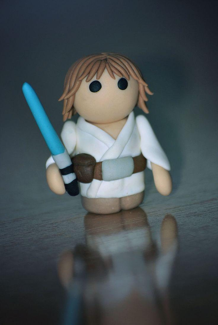 Luke Skywalker by coralfg.deviantart.com on @deviantART