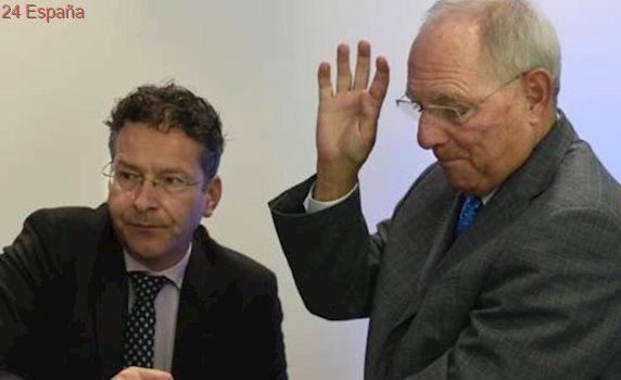 El Eurogrupo considera «exitosa» y sin coste para el contribuyente la venta del Banco Popular al Santander
