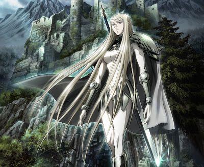 Full Anime por MEGA: Claymore