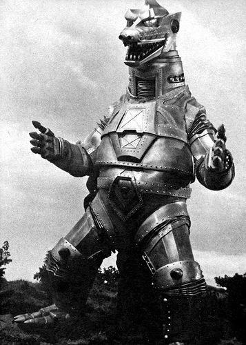 As much as I liked Mechagodzilla, I blame him for the whole stupid Power Rangers phenomenon.