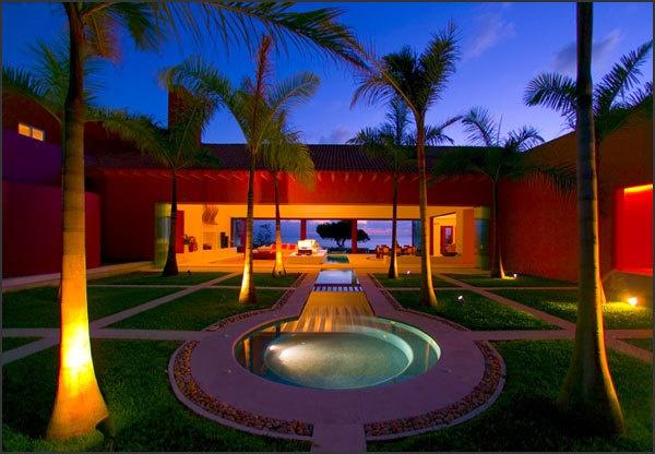 Villa 1508 in Punta Mita, Mexico | VillaGetaways.com
