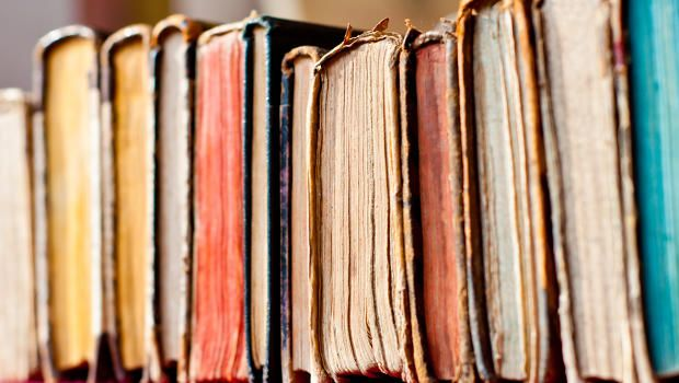 What Makes Old Books Smell Like Old Books?