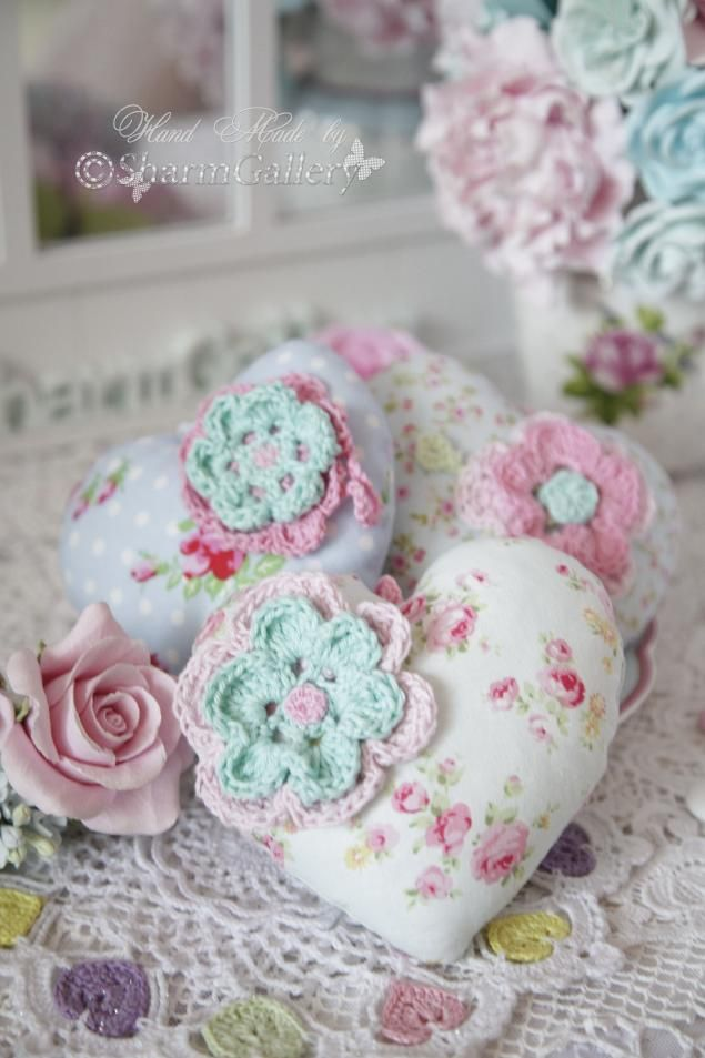 Shabby Chic - just to find some nice fabric...