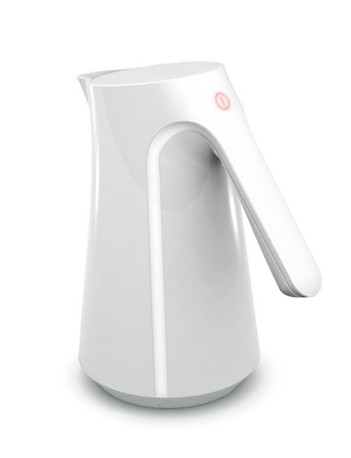 Le Manoosh. Elegant kettle design.
