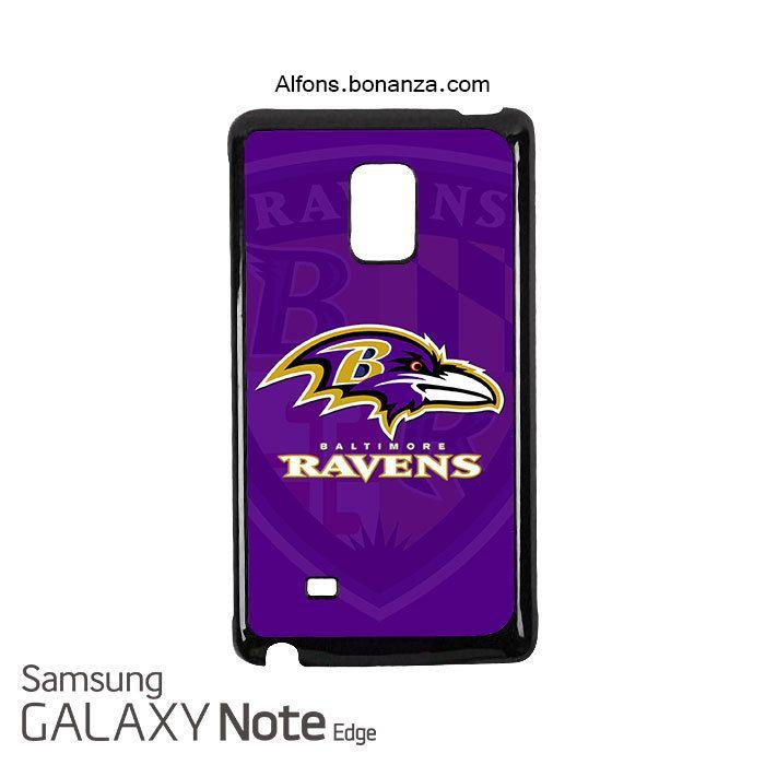 Baltimore Ravens Logo Samsung Galaxy Note EDGE Case