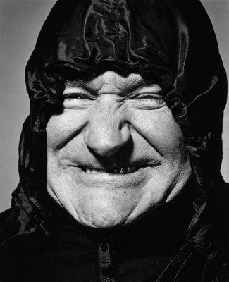 Robin Williams by Nigel Perry
