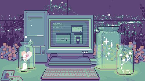 Cute Girly Wallpaper For Bedroom Tumblr Ghosts Spirits Xoxo Computer Aesthetic Sparkles