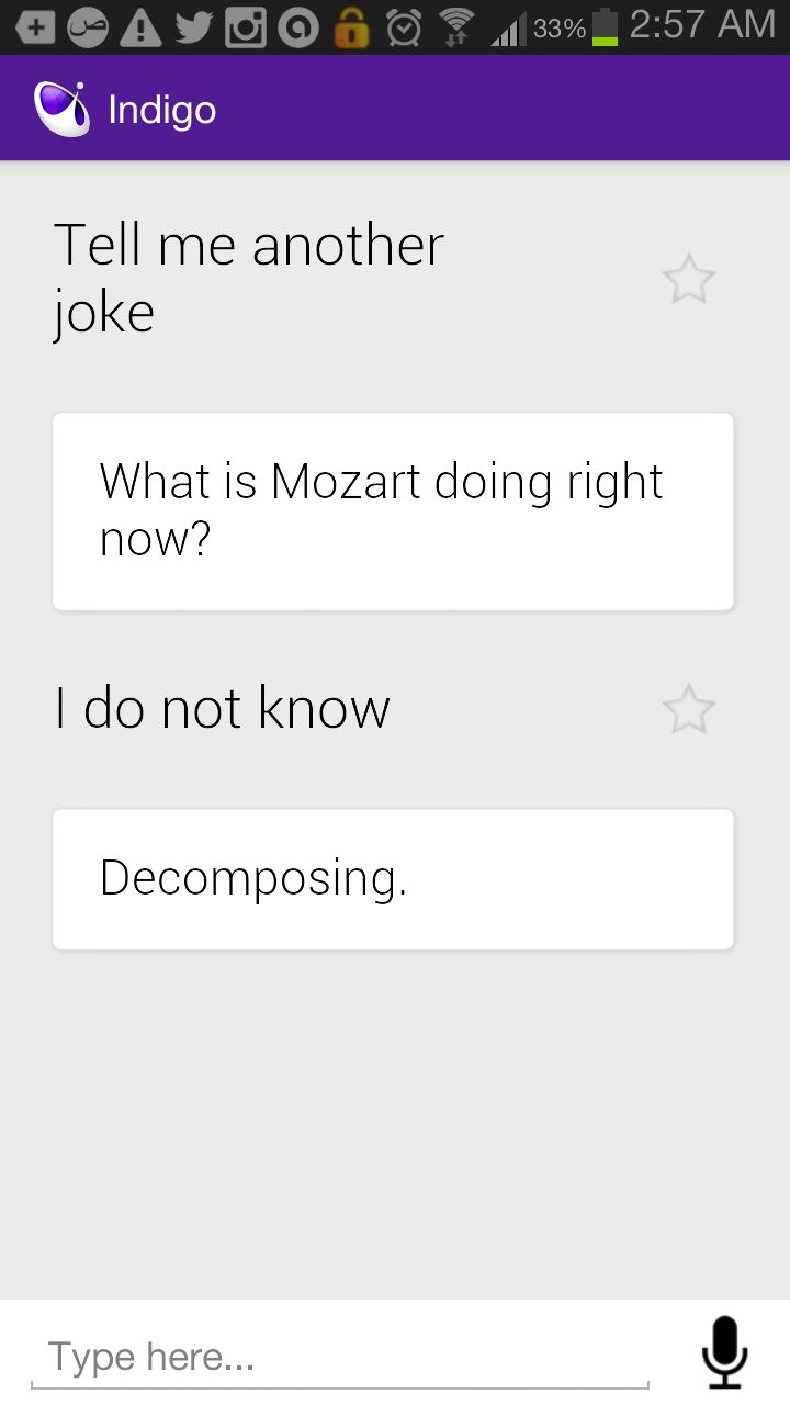 I just wanted to hear a joke.... - Imgur