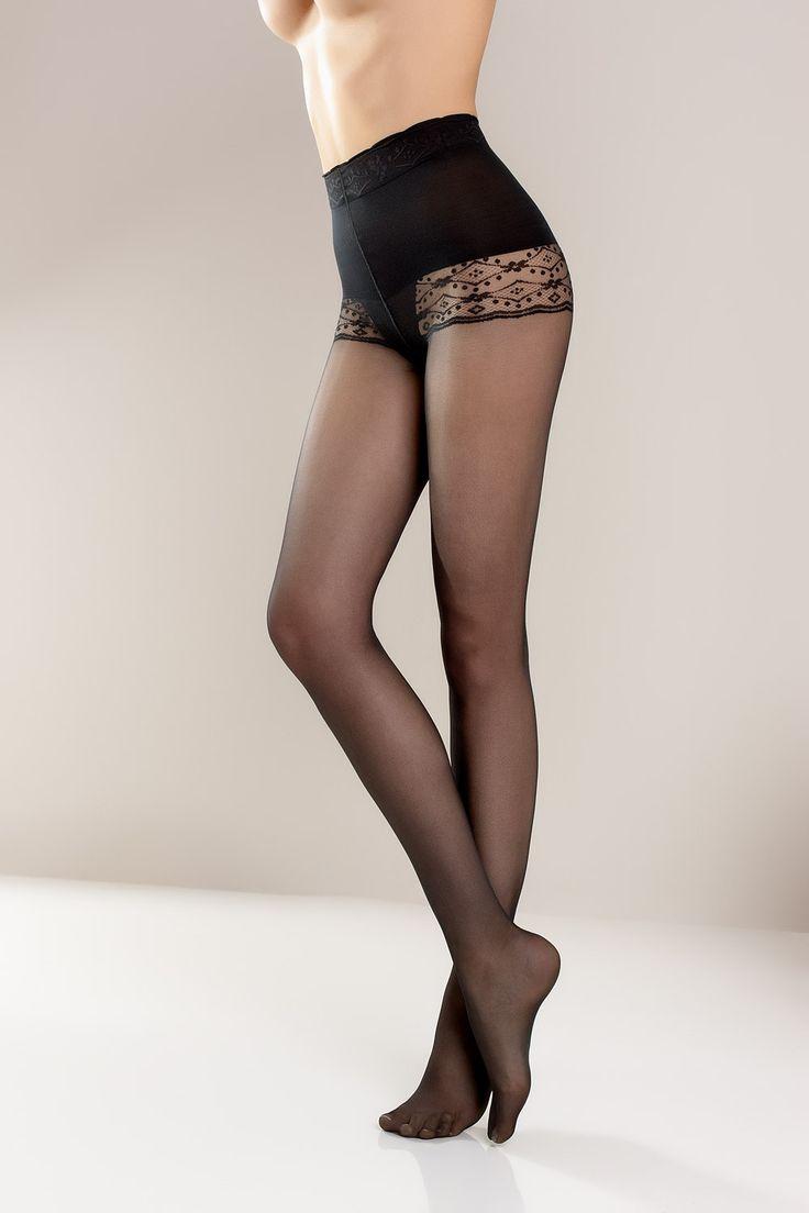 VALENTINE 03 #tights #decorative #bikini #briefs #fashion #moda #woman #rajstopy #kobieta