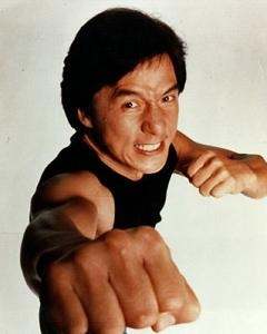 Jackie Chan Chinese Actor/ Martial artist/producer/film director. Love him super funny ((((: