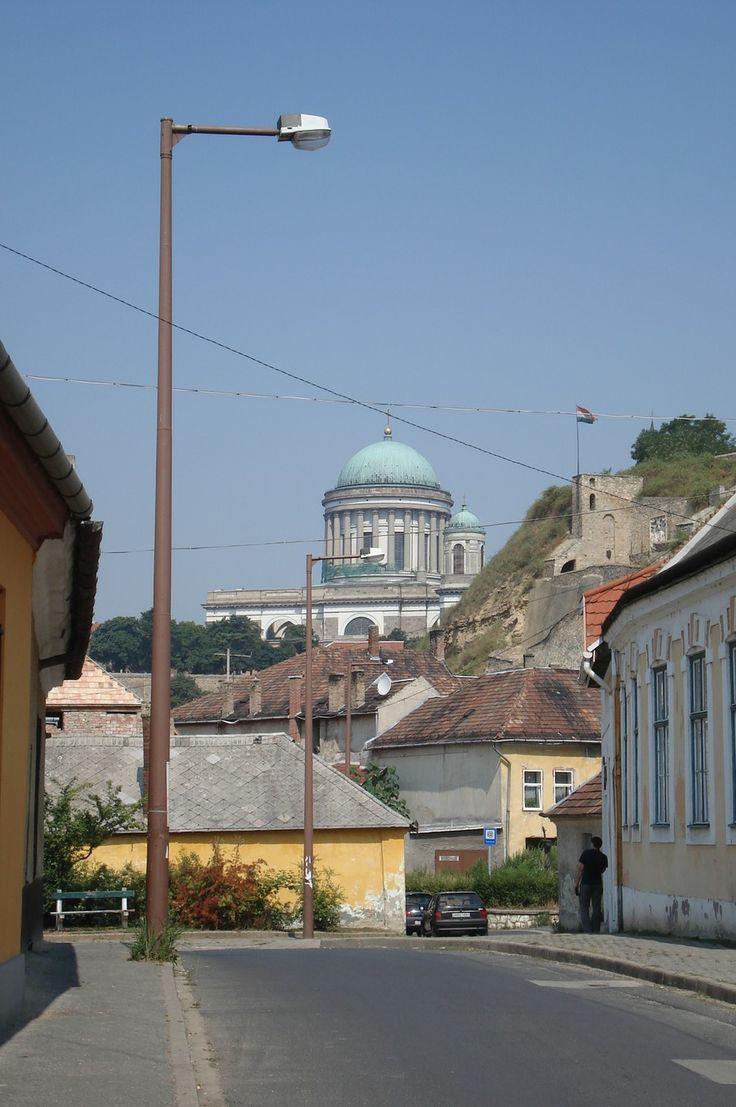 Hongarije 2006 Esztergom
