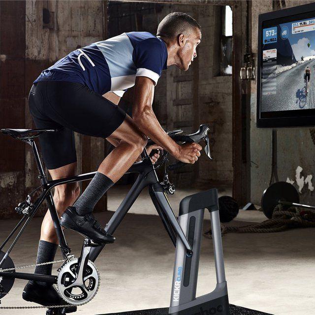 Kickr Climb Indoor Grade Simulator Indoor Bike Trainer Bike