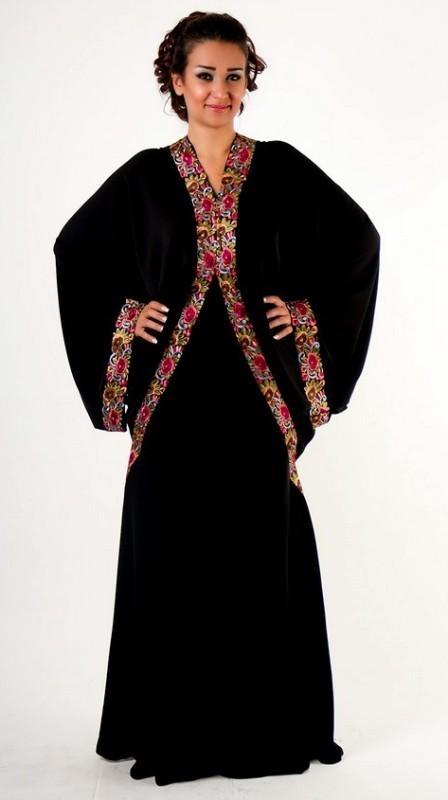 Latest Dubai Abaya Fashion