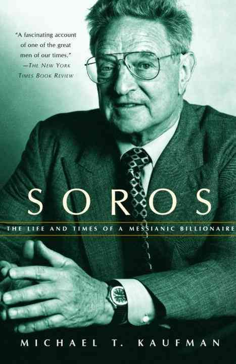 A penniless emigre who made a fortune and became one of the great philanthropists of the twentieth century, George Soros has led a remarkable life. This biography brings forth his story in unprecedent