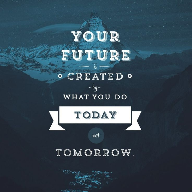 Motivational Phone Wallpapers: Future Quote #iPad #Wallpaper HD