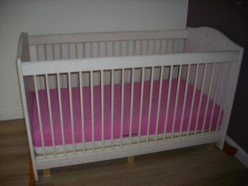 Kinderbett, Wiege 150x105cm, Lattenrost höhenverstellb. NP 189€ in Schleswig-Holstein - Itzehoe | Babywiege gebraucht kaufen | eBay Kleinanzeigen