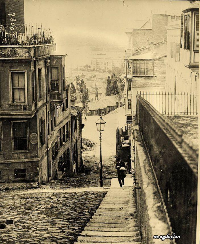 İstanbul, Beyoğlu, 1922