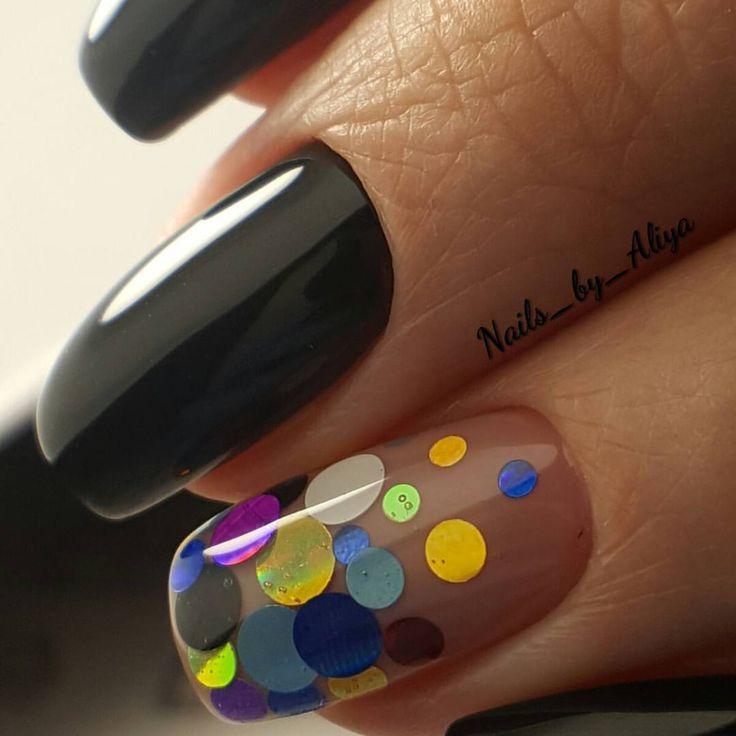 Я - скромняга 😂 Поэтому ловите #безупречныйманикюр по технике Миры Тен @miraten_nails 😜 #камифубуки всё ещё #вмоде 😉 Выравнивание базой #Дива + #Дива002 + камифубуки (перекрыты густым топом Дива). #экибастуз #дизайн_ногтей #дизайнногтей #нейлдизайн #нейл_дизайн #идеальныйманикюр #идеальныеблики #красимподкутикулой #нимиллиметраоткутикулы #макро #macro #ekibastuz #shellac #polish #perfectmanicure #nail_design #naildesign #diva #diva002 #onlyblack