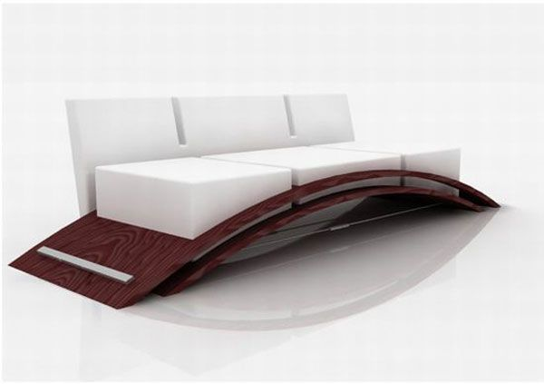 179 best cool funky furniture images on pinterest for Funky modern furniture