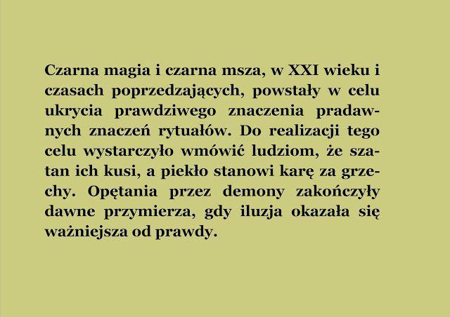 Marcin Łupkowski - prowincjonalny blog autorski z armagedonem w tle: Rytuał przejścia